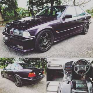 CASH BUYER WELCOME!!!  bmw e36 328i