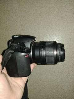 ((RUSH)) Nikon D3100 WITH KIPLING BAG