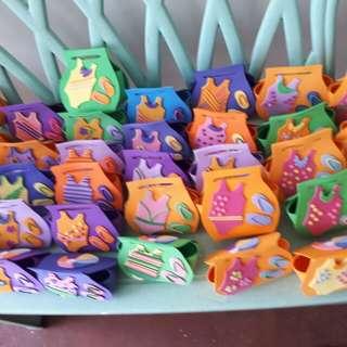 Summer theme goodie bags