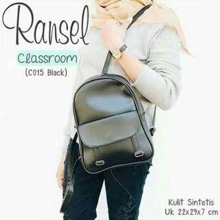 Classroom ransel