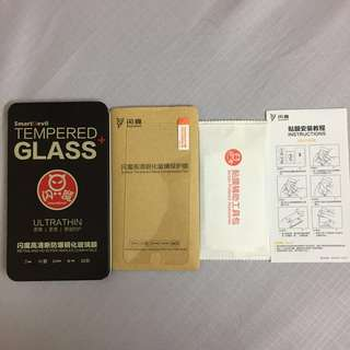 Iphone 6/7 tempered glass
