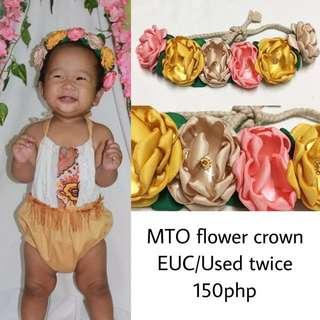 Flower Crown (MTO)