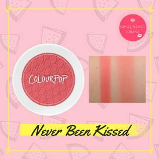 Never Been Kissed Blush