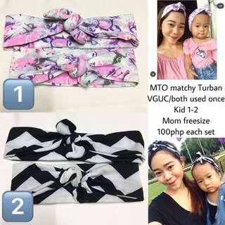 M&D turban