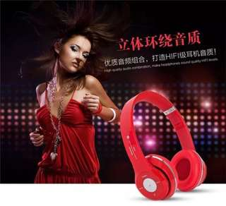 S460 Foldable Wireless Bluetooth V3.0 + EDR Bass Headphone