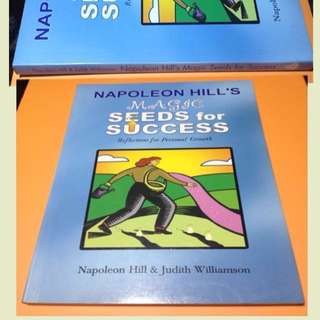 NAPOLEON HILL'S MAGIC SEEDS FOR SUCCESS