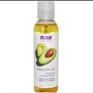 100% natural Avocado oil