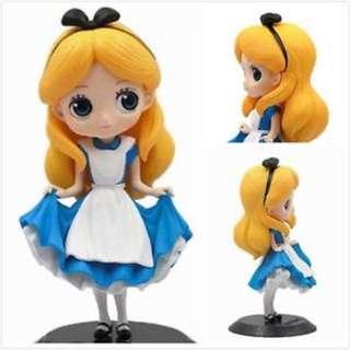 迪士尼Q posket - Alice in Wonderland愛麗絲