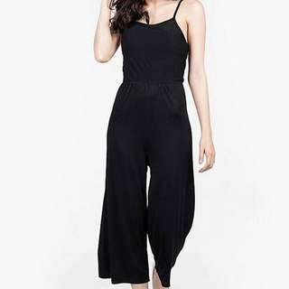 Black Long Jumpsuit
