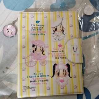 Mr. K fancy Diary 韓式Schedule Book 日記本