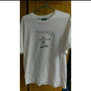 Thrasher滑板人