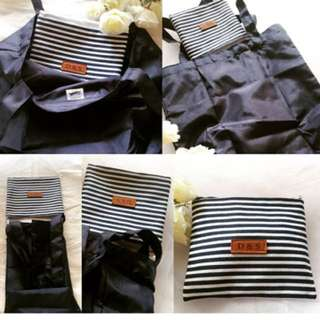 Parasut folding bag