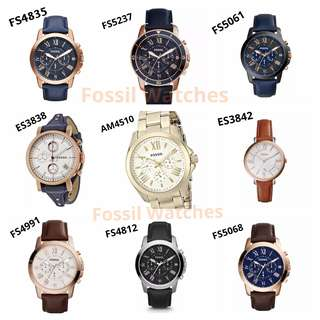 [TODAY OFFER] 100% Authentic Fossil Watches