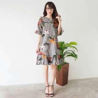 Licia bird dress