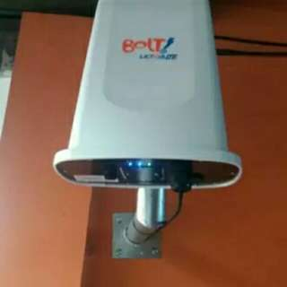 WIFI BOLT HOME INTERNET UNLIMITED