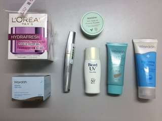 Skincare & Make Up Bundle