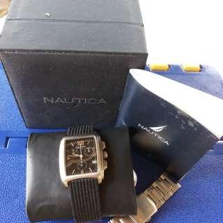 Jam NAUTICA A14519