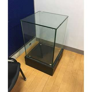 Glass Display Cabinet for Showroom Use