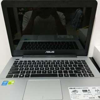 Asus A455L Core i3