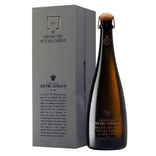 "Champagne Brut Grand Cru ""Fût de Chêne MV07 (French) !"