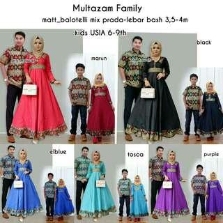 Family Muslimah Set