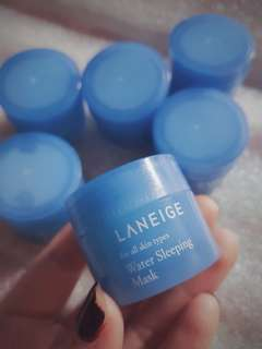Laneige Water Sleeping Mask - travel size