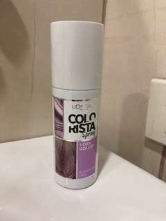 Loreal Colorista Lavender Hair