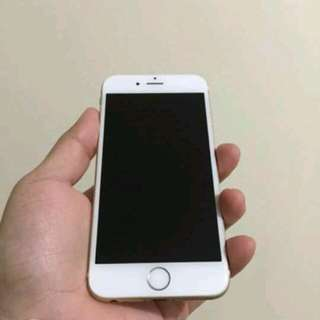 Iphone 6 Rose Gold (Negotiable)
