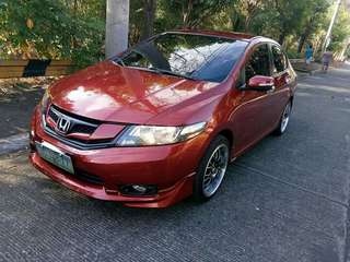 Honda City 2012 edition