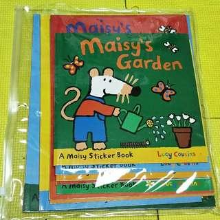 英文童書maisy's