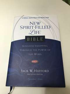 New Spirit-Filled Life Bible (NKJV) -> Study Bible