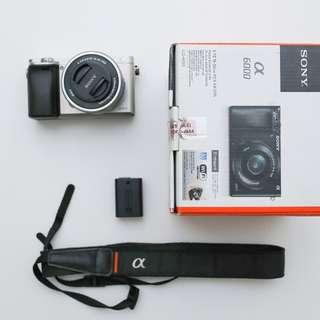 Sony A6000,sigma 30mm,sigma 19mm & yn560 III