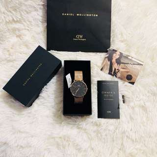 Daniel wellington Swiss watch