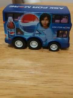 2003年百事可樂pepsi mini bus 迷你巴士(Limited Edition)