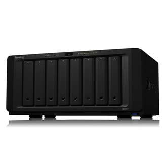 Synology 8 bay NAS DiskStation DS1817+ (8GB) (Diskless) ( Local Authorised Distributor Warranty)