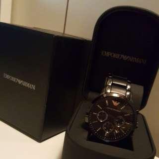 EMPORIO ARMANI WATCH 錶
