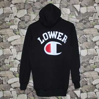CHAMPION X LOWER REVERSE WEAVE HOODIE JACKET