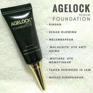Agelock serum foundation