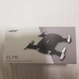 Elfie Drone - Using smartphone app as a controller