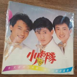 Little Tigers 小虎队 Black record label - rare!!!