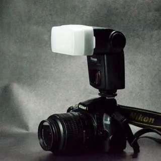 Universal Speedlight Diffuser