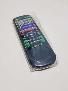 Remote Control VCD and CD