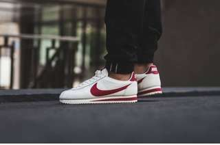Nike Cortez Red White ORIGINAL