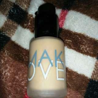 Make over foundation