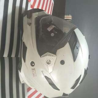 Helmet fx