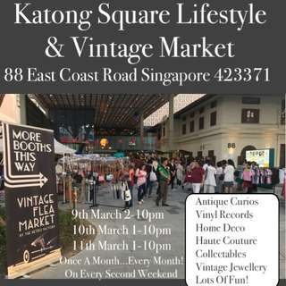 Katong Square Lifestyle & Vintage Market