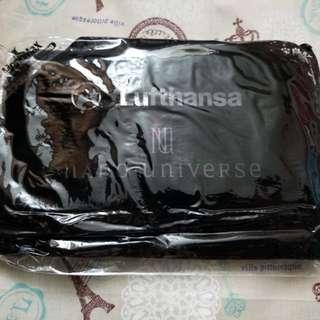 Lufthansa 黑色旅行證件套
