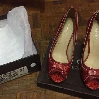 Michaela Red Heels