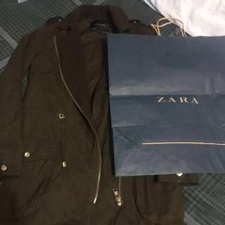 Zara Trench Coat - Small On HoT SALE!!!!