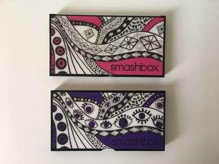 Smashbox Palettes ($15 for both)